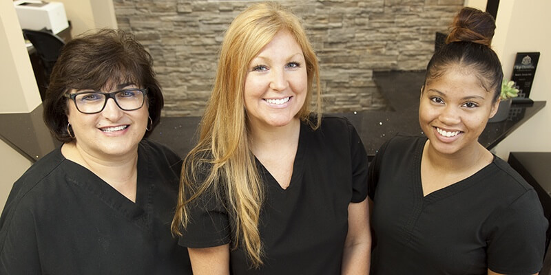 Hygienists of Advanced Dental Solutions