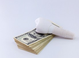 happy woman with apple